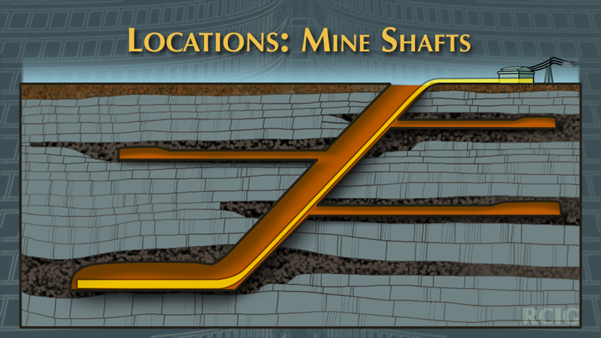 Mine Shaft Site